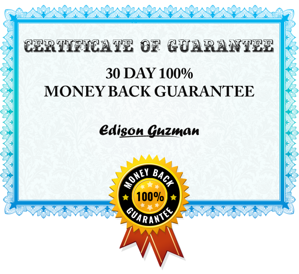 Internet Marketing Workshop Guarantee