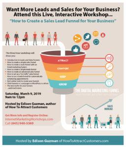 Sales-Lead-Funnel-Workshop